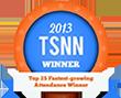2013 TSNN Award Winner