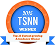 2015 TSNN Award Winner