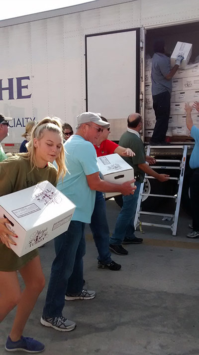 Donation in Turkey