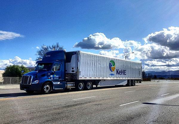 KeHE Truck