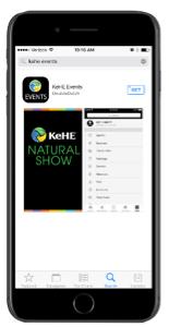 KeHE App