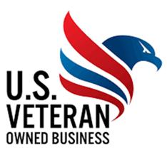 U.S. Veteran Owned Business logo