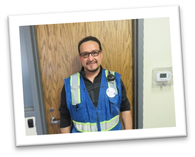 Javier Trujillo, Warehouse Supervisor in KeHE's Romeoville Distribution Center