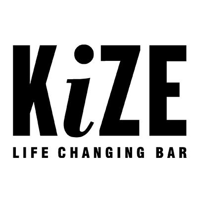 KIZE logo - a KeHE CAREtrade brand