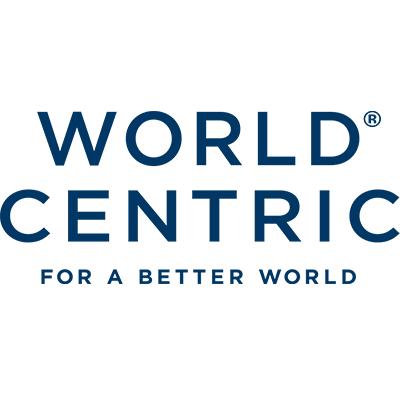 World Centric Logo - KeHE CAREtrade partner