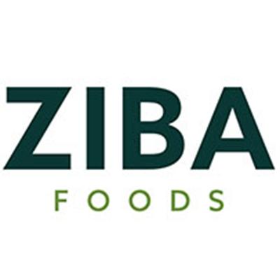 Ziba Foods Logo - a KeHE CAREtrade brand