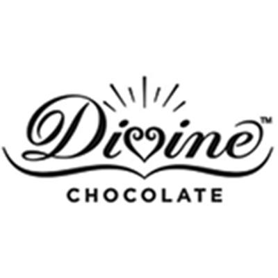 Divine Chocolate Logo - KeHE CAREtrade partner