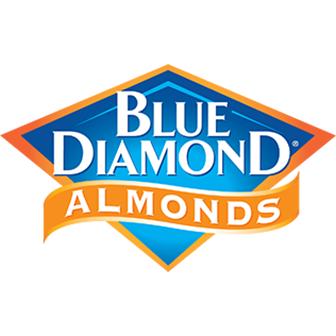 KeHE distributes blue diamond almonds icon