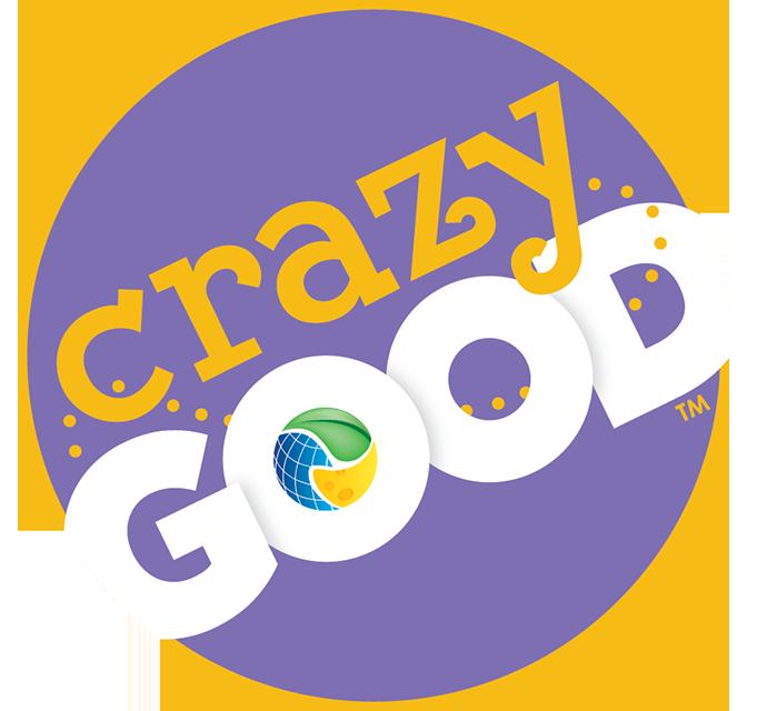 crazy good distribution logo