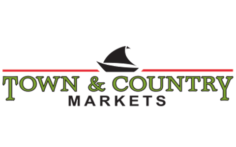 Town & Country Markets logo