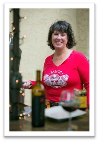 Sauce Goddess founder Jennifer Reynolds