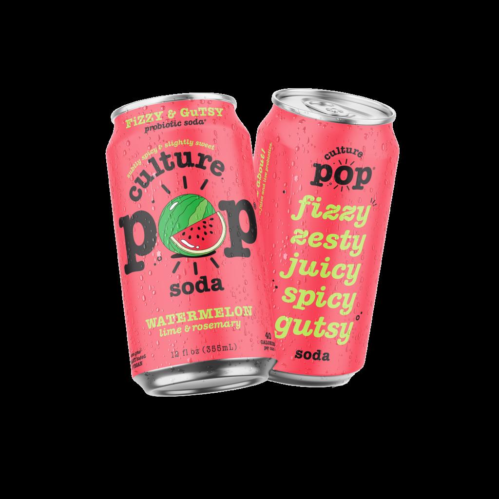 Culture Pop watermelon soda