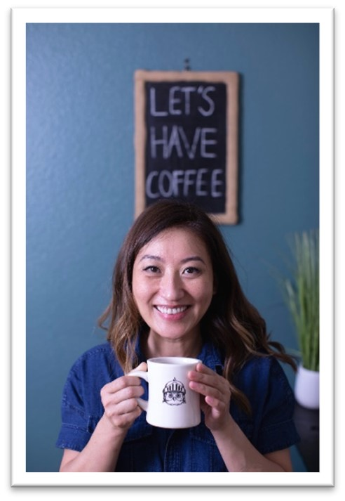 Founder Amy Tang of family owned company Sir Owlvericks