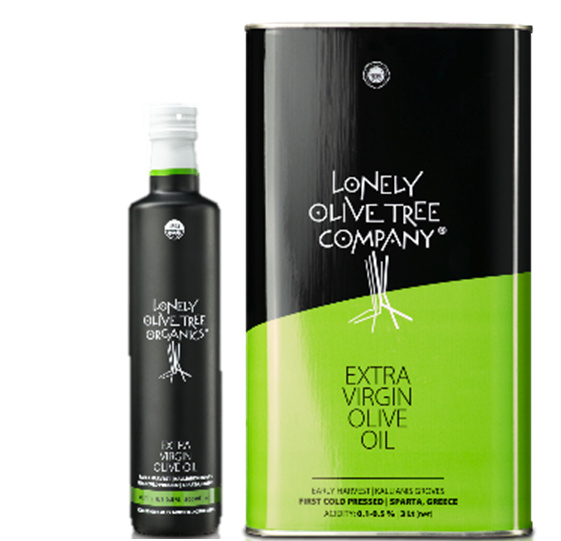 lonely olive tree extra virgin olive oil from single origin