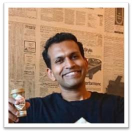 Founder of Dyla, Neel Premkumar