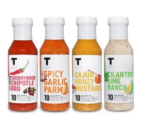 Taste Flavor sauces