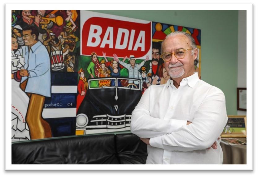Badia Founder é Badía